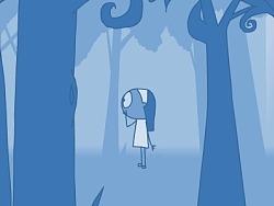 旧作《森林之夜》