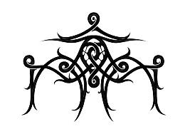AstulJurondo居容台字母二维组合艺术字体