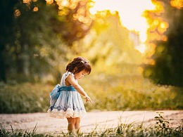 朝阳公园小女童1