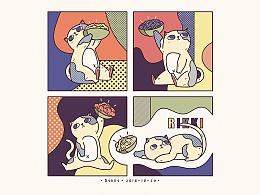 面瘫猫系列