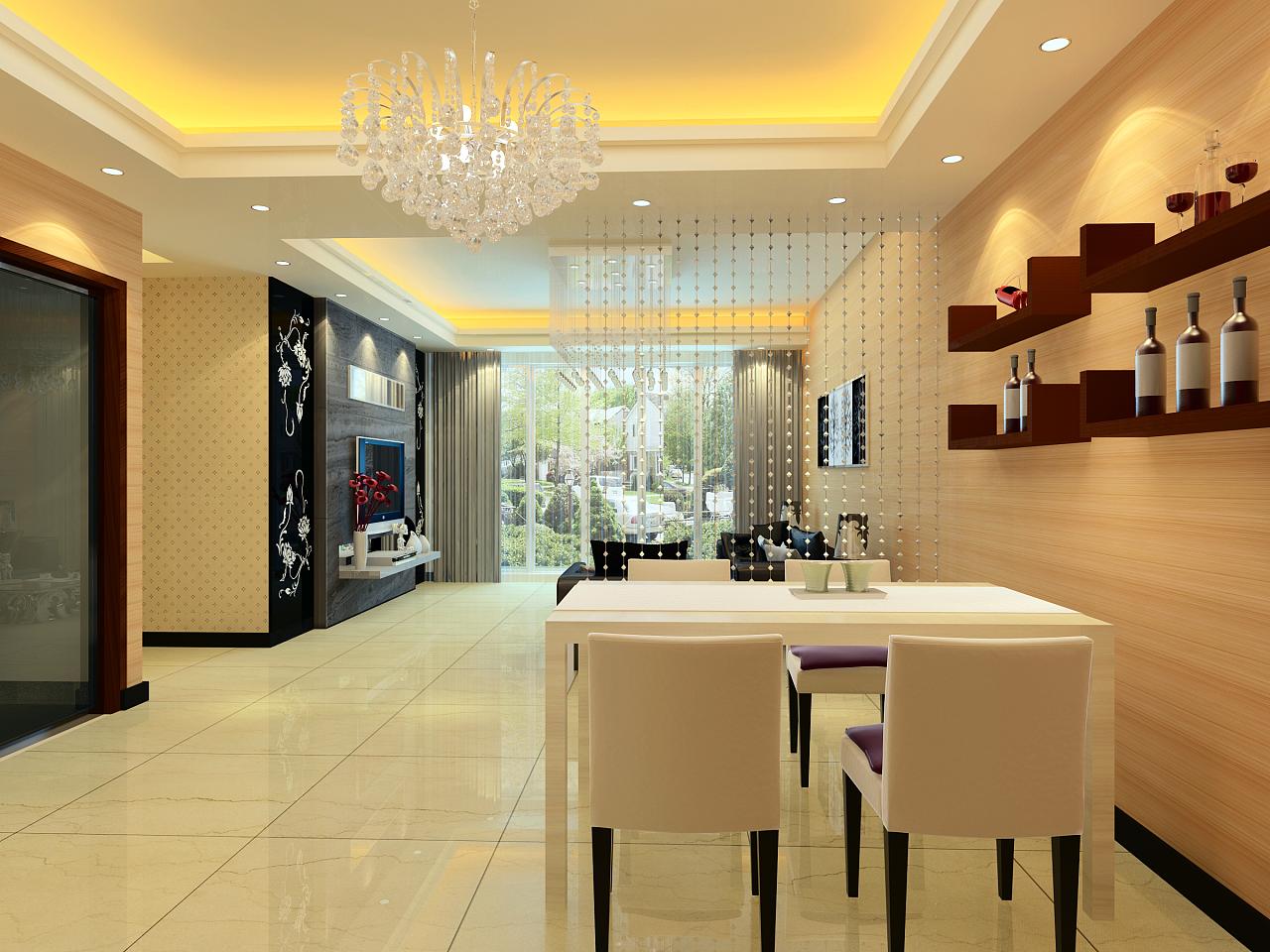 室内设计,客厅