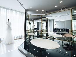 季意设计 | 商业 | CASS国际婚纱环球店