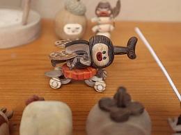 diga-希甲的花零赛车-Moil's handmade