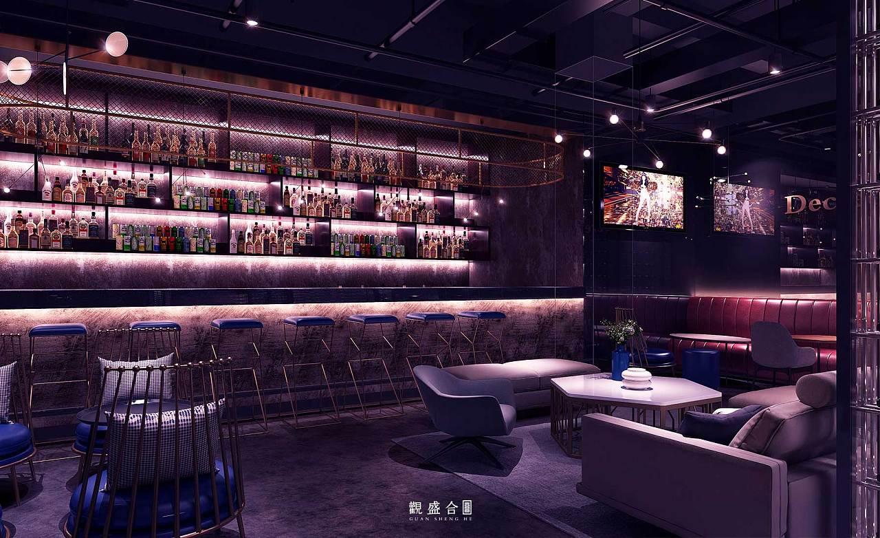 酒吧设计 | 观盛合设计