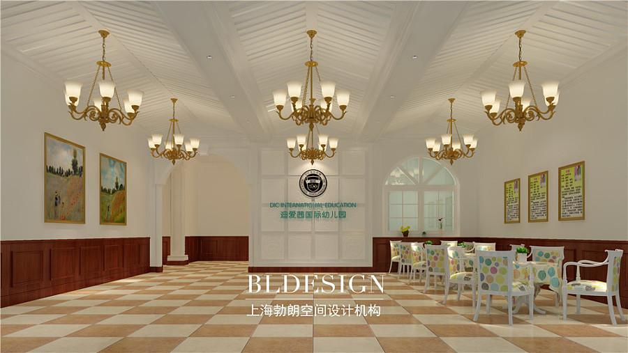 室内设计|空间/浅析|BLD勃朗v空间-原创城市综合体建筑设计建筑图片