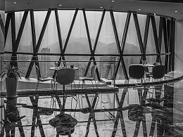 《黑白两素》——丰鸽摄影