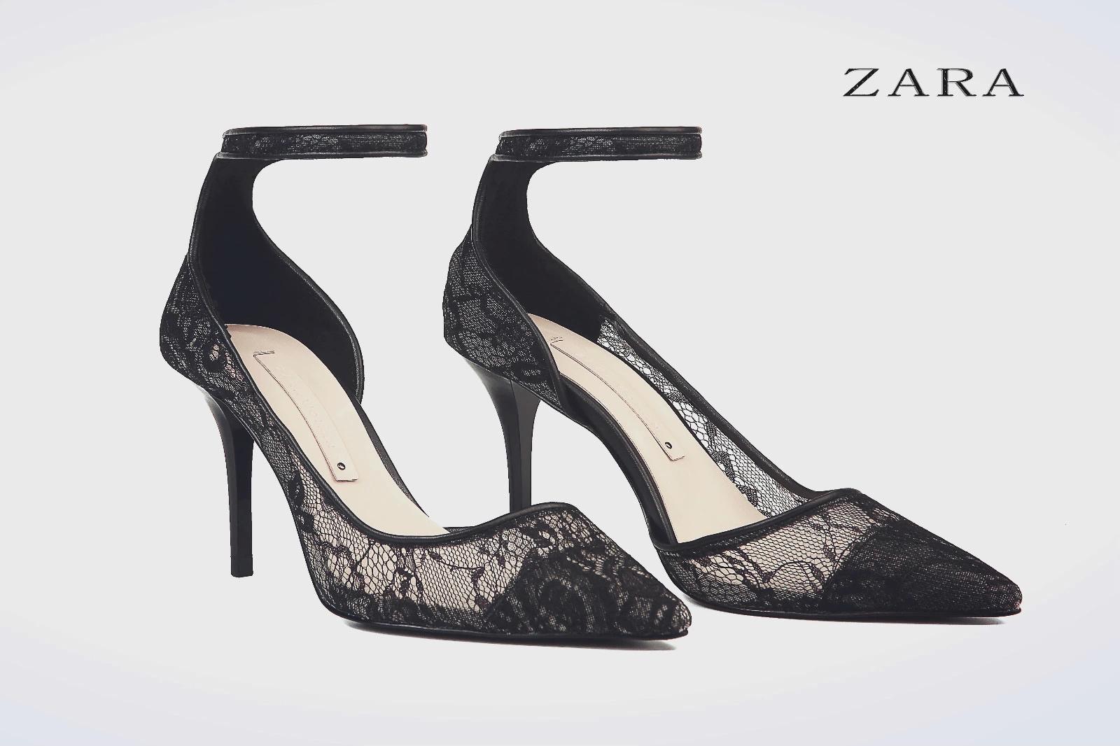 西班牙著名服装品牌zara夏季凉鞋拍摄 高端凉鞋拍摄