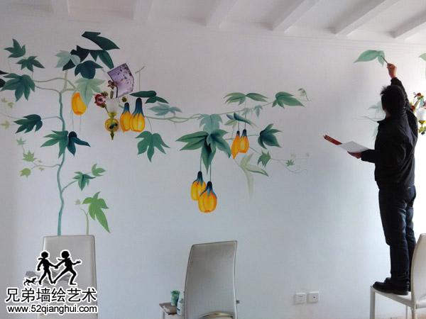 南京幼儿园彩绘,幼儿园墙体彩绘