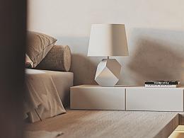 FStormRender客厅卧室设计
