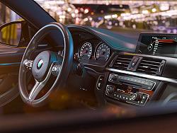 BMW-M4渲染