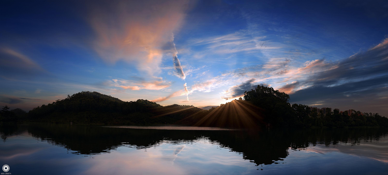 全景手机修图视频光影 v手机 风景 风光云图BET视频教程人间图片