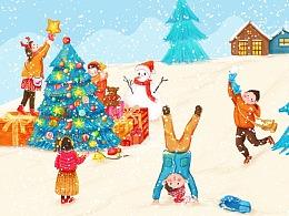 圣诞快乐呀~