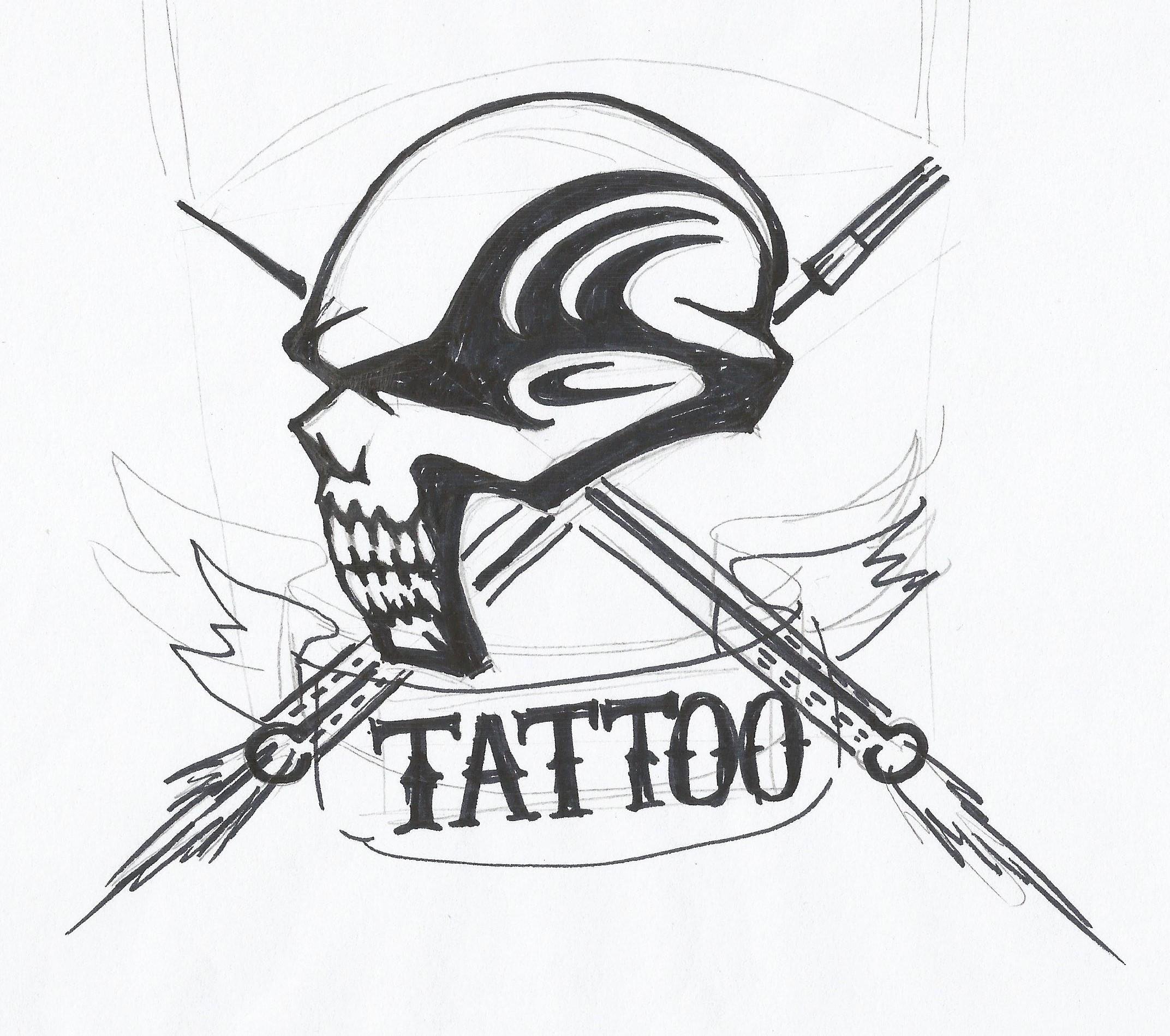 纹身手绘图片大全