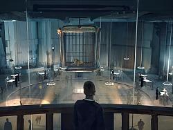电影《动物世界》概念设计图-赌船大厅其他方案