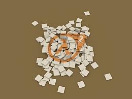 C4D学习手记——零散碎片拼图(摄像机贴图)