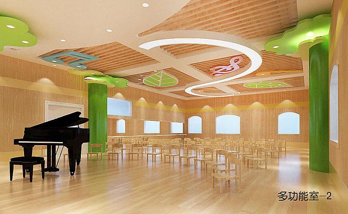 焦作幼儿园设计公司 幼儿园门头装修设计环保材料