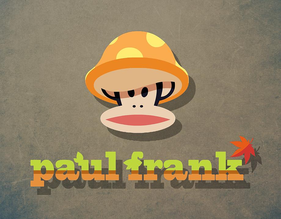 原创设计:大嘴猴&冒险岛蘑菇