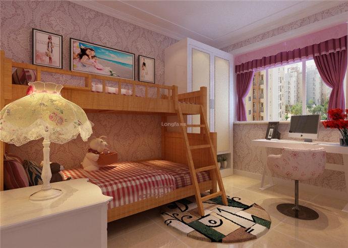 奥北公元—165平—三室两厅中式风格装修效果图图片