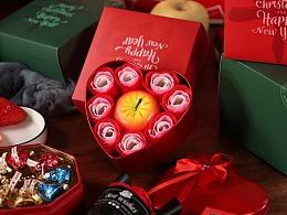 圣诞礼盒丨油哥出品丨飞鸟传媒——专注生鲜电商摄计