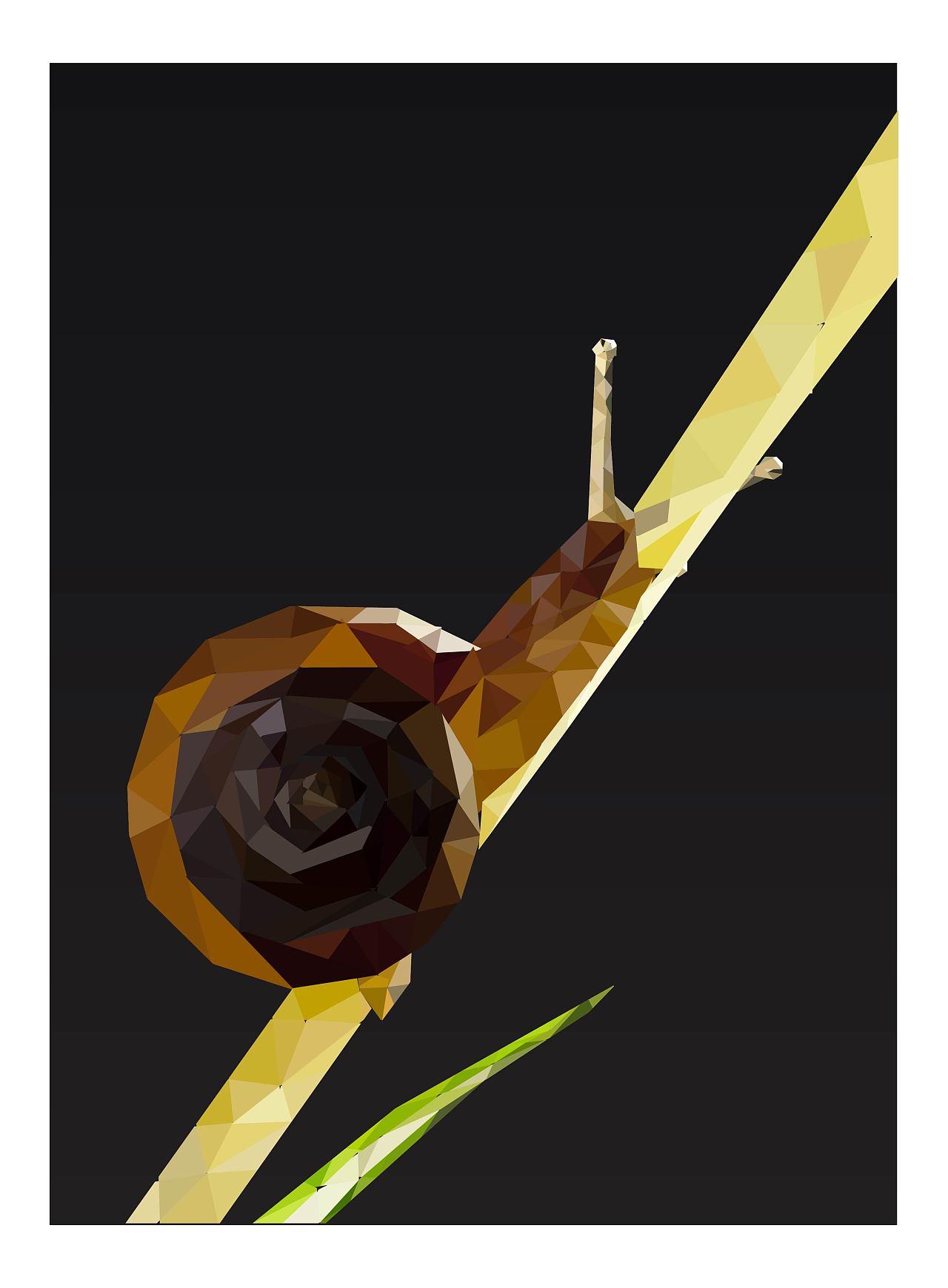 《蜗牛》合唱谱正谱