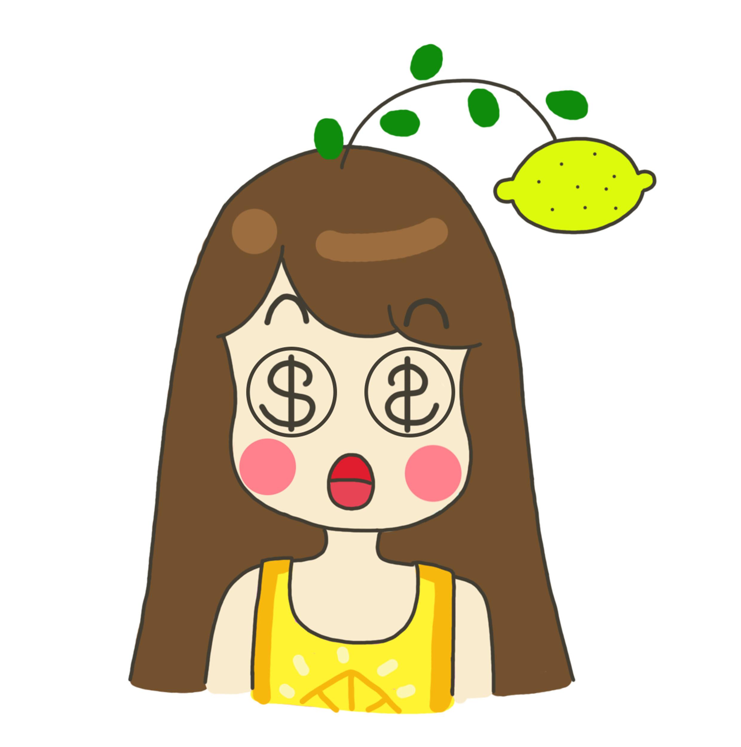 柠檬同学的表情包2图片