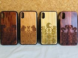 十二生肖系列图案及手机保护壳设计