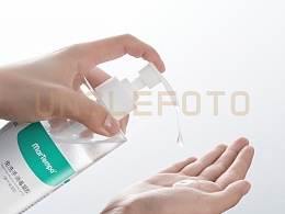 平面案例 | 海得宝免洗手消毒凝胶 & UNCLEFOTO