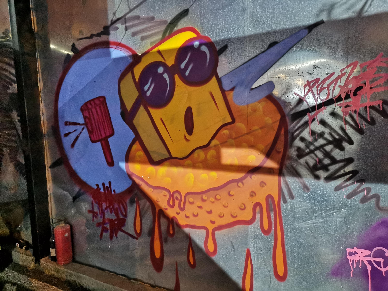 街舞涂鸦画_北京BDMG生活艺术节滑板,街舞,说唱,涂鸦大冰棍暴躁|其他|墙 ...