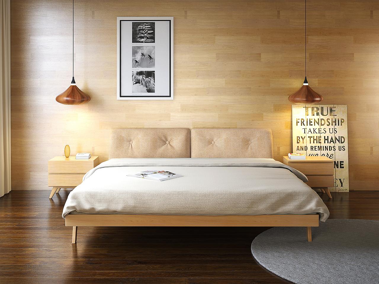 3d家具效果图|空间|室内设计|那个雨天爱上你 - 原创