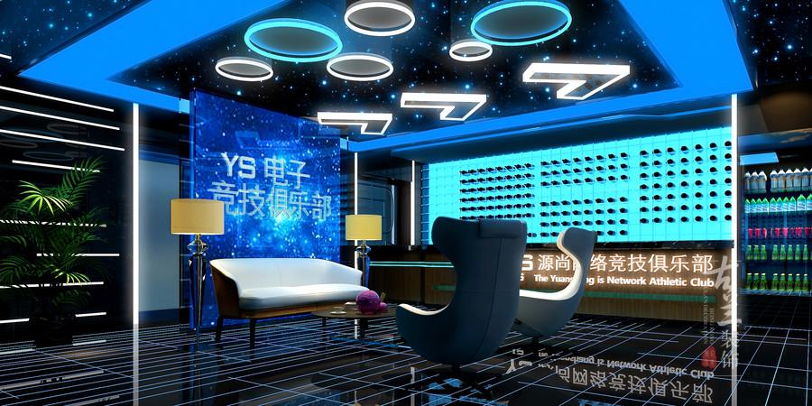 源尚网络电子竞技馆-重庆专业特色网咖网吧设