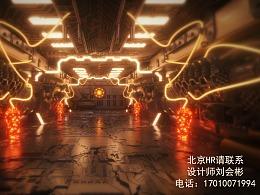 @北京HR-科幻CG场景数据线