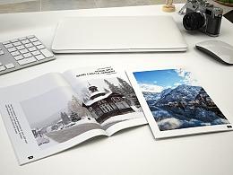 欧洲旅游宣传画册