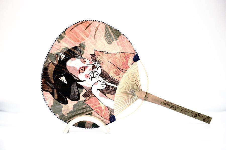 查看《原创团扇》原图,原图尺寸:5760x3840