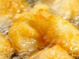 绝世食品 -香酥鸡米花