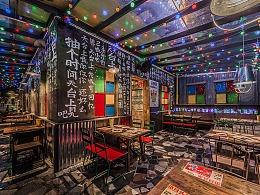 餐饮设计·天台上见南山店
