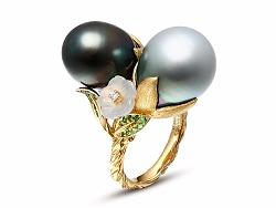代波军工作室7月份作品——异形海水珍珠、巴洛克珍珠