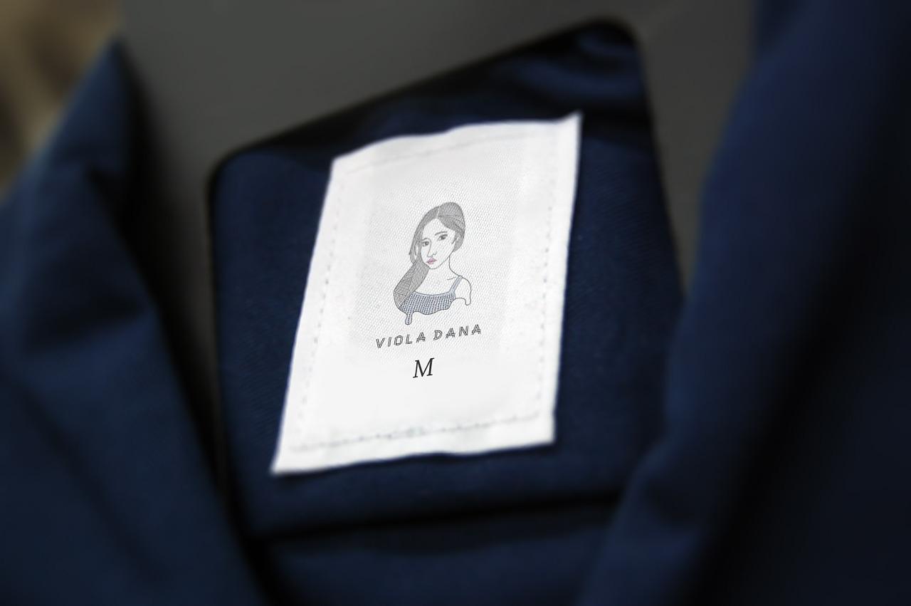 a Dana 服装品牌LOGO设计