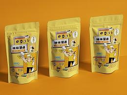 京味斋味味犟卤vi&包装设计