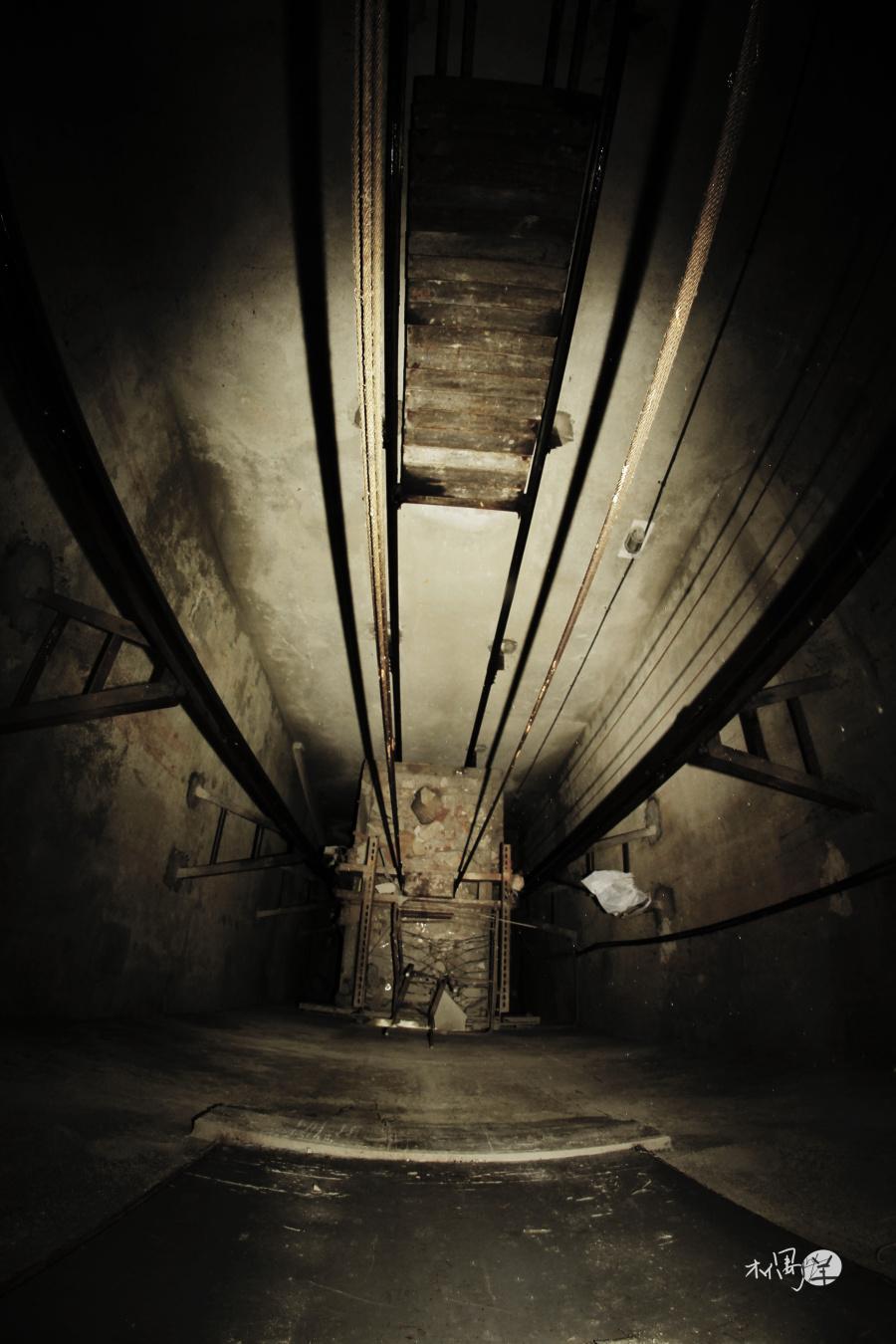 失落之地--意大利废弃精神病院外景拍摄 环境\/