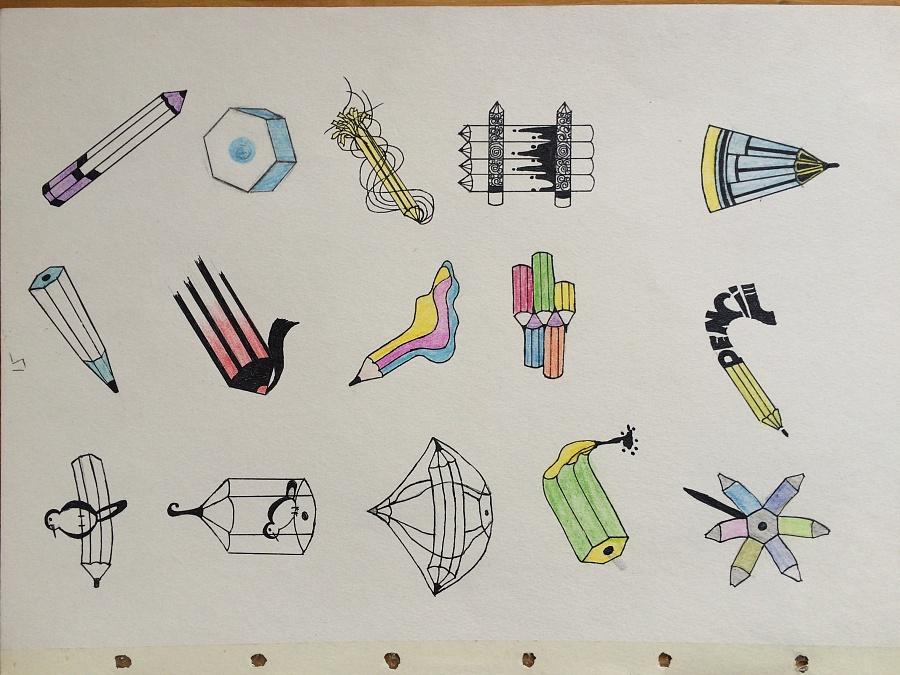 图形创意延异图形_图形创意延异图形设计图片