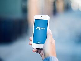 携车网互联网公司品牌Logo设计