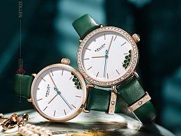 手表创意图 手表拍摄 女表拍摄