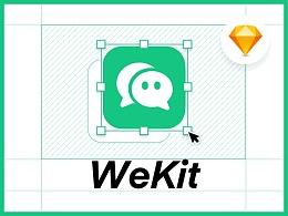 Wekit 微信运营设计 Sketch 工具包