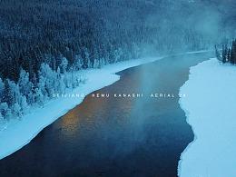 冷酷仙境-冬季喀纳斯
