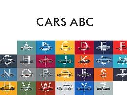 Cars ABC | 汽车ABC