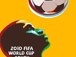 历届世界杯海报你Pick哪一张?