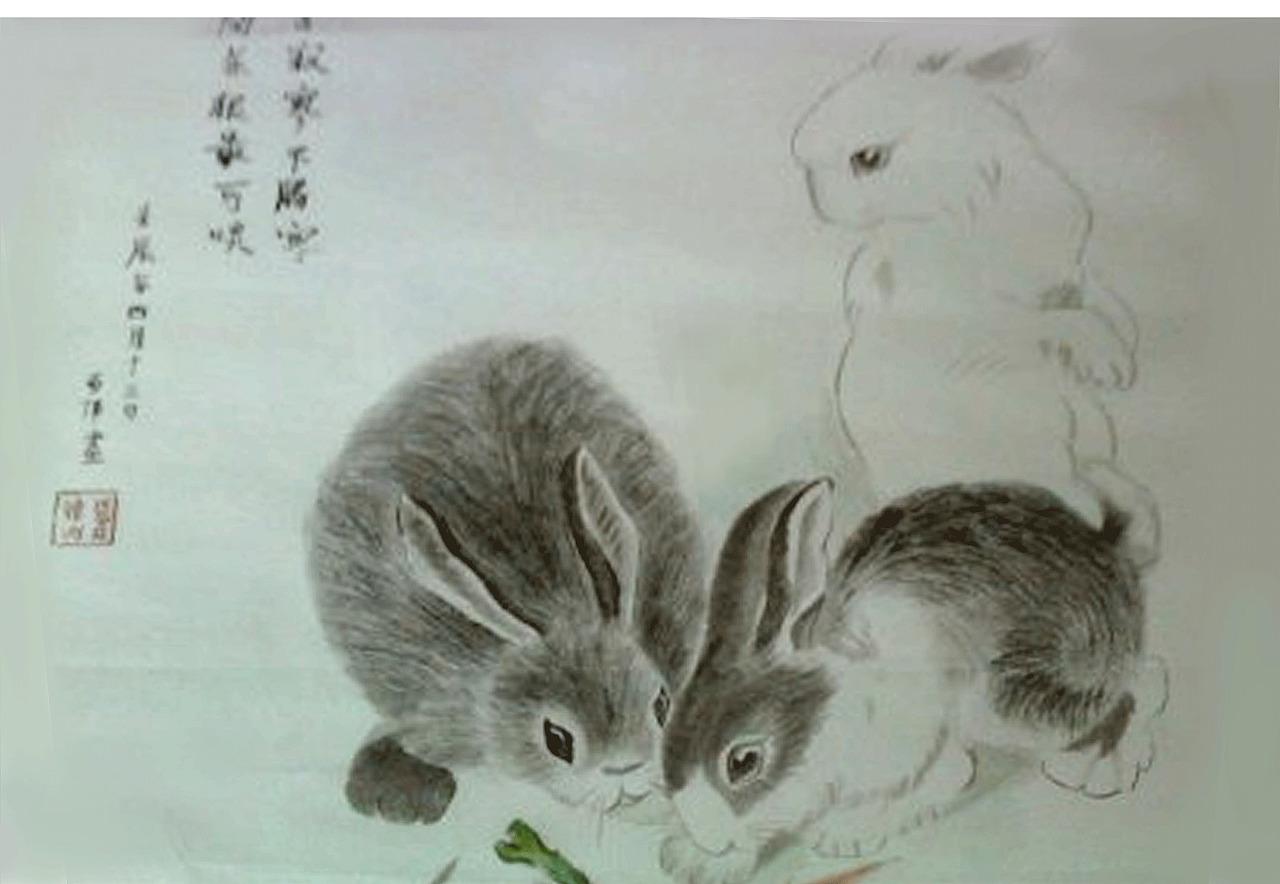 手绘素描练习