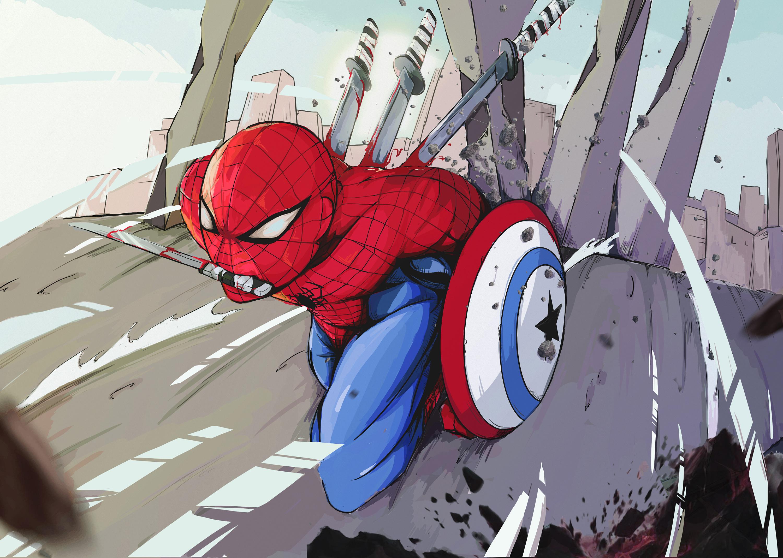 蜘蛛侠-英雄归来图片