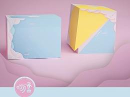 |吻柔| 卫生巾宣传海报设计