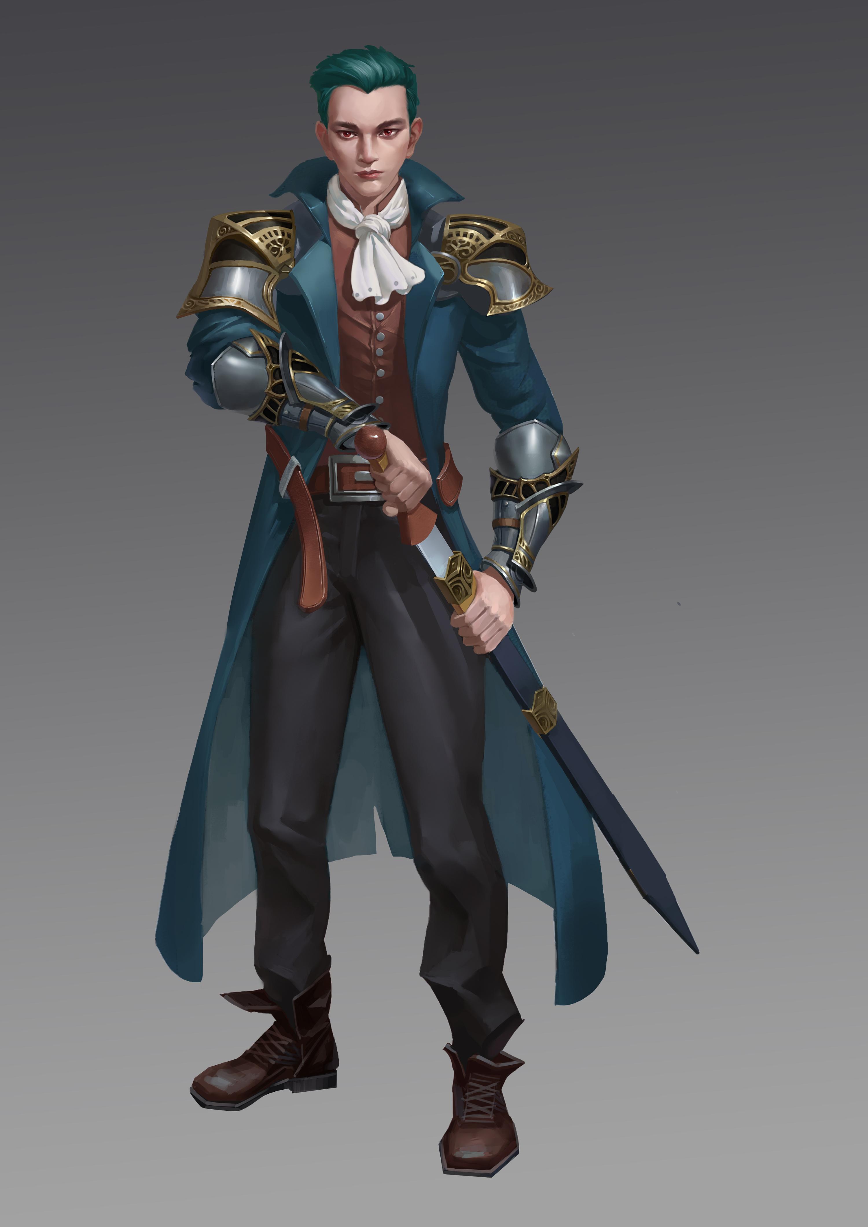 骑士海因图片